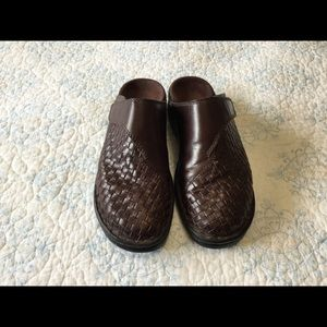 Clarks Iconic Leather Clogs